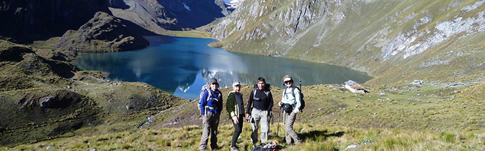 Cordillera Raura Trekking Hiking Tours