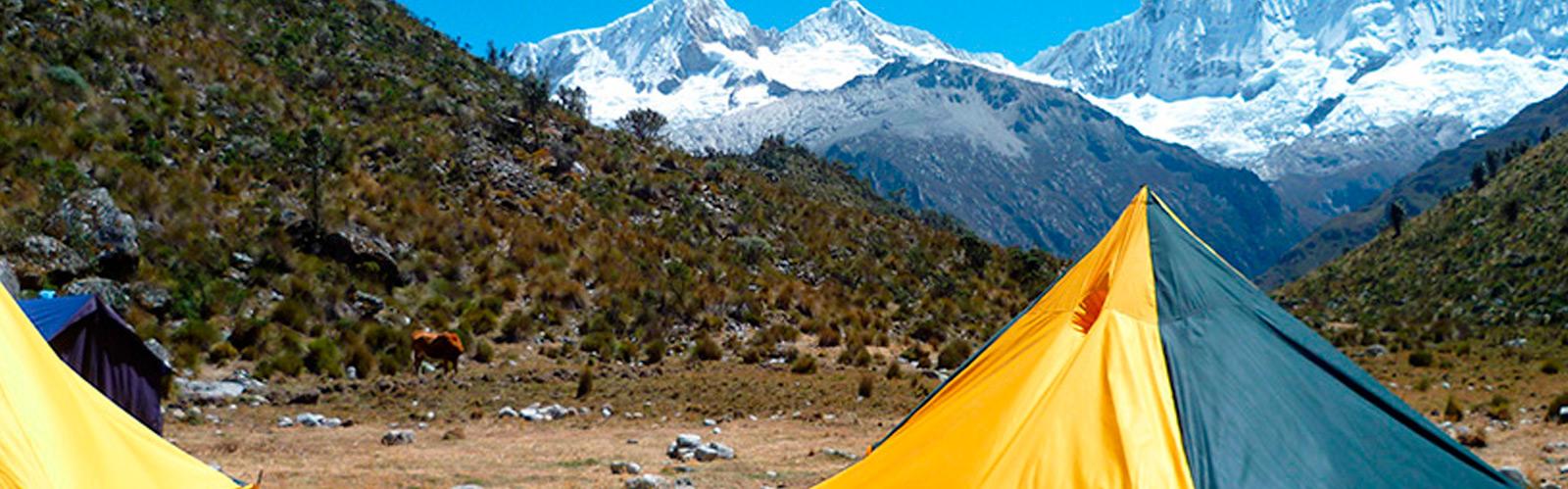 Alpamayo Cedros Trek And Ishinca Climbing 5.560m