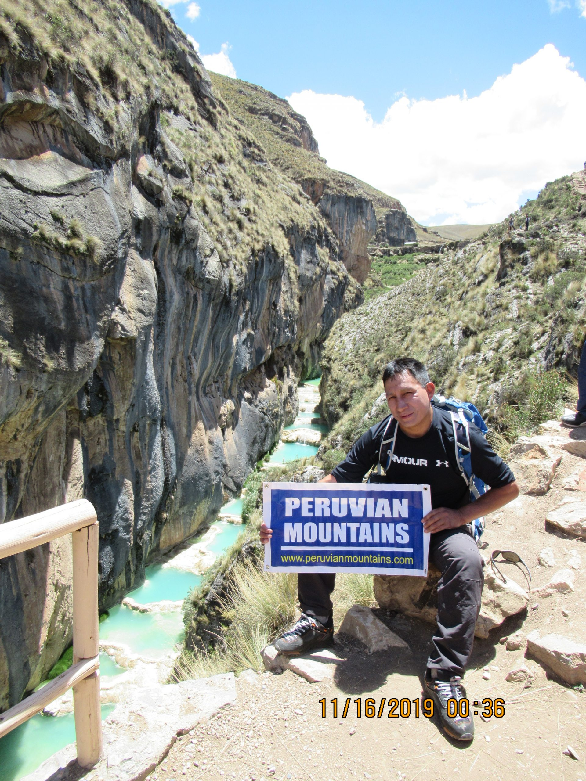 Aguas Turquesas de Millpu & Vilcashuaman – Ayacucho – Peru